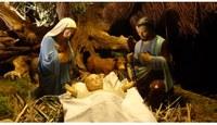 """""""Que nous puissions reconnaître dans l'Enfant-Jésus le salut donné par Dieu à chacun de nous"""""""