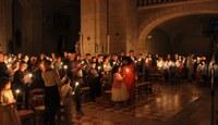 Veillée Pascale : Le Christ est ressuscité, alléluia !