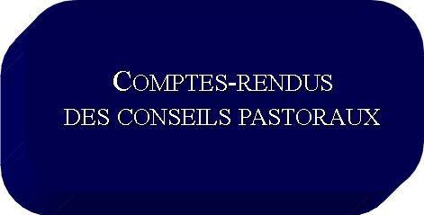Bouton mission conseil pastoral