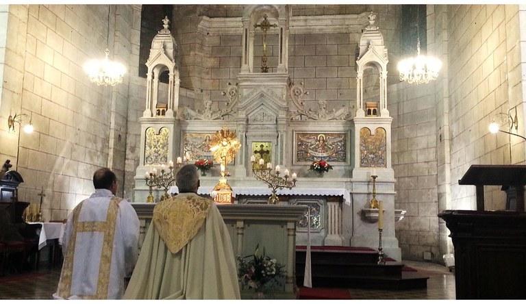 Adoration toussaint 2014