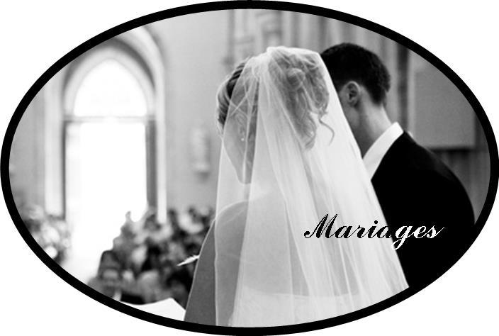 Bouton mariage