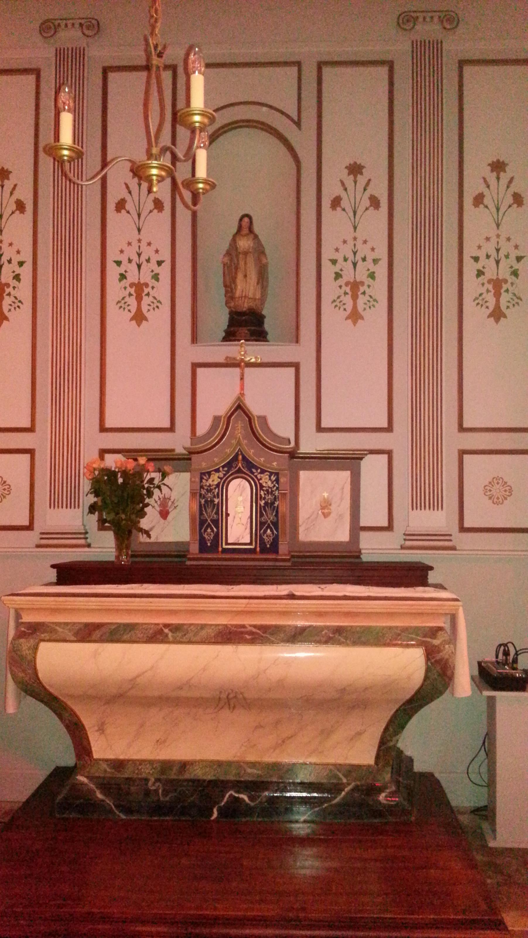 Chapelle Vierge