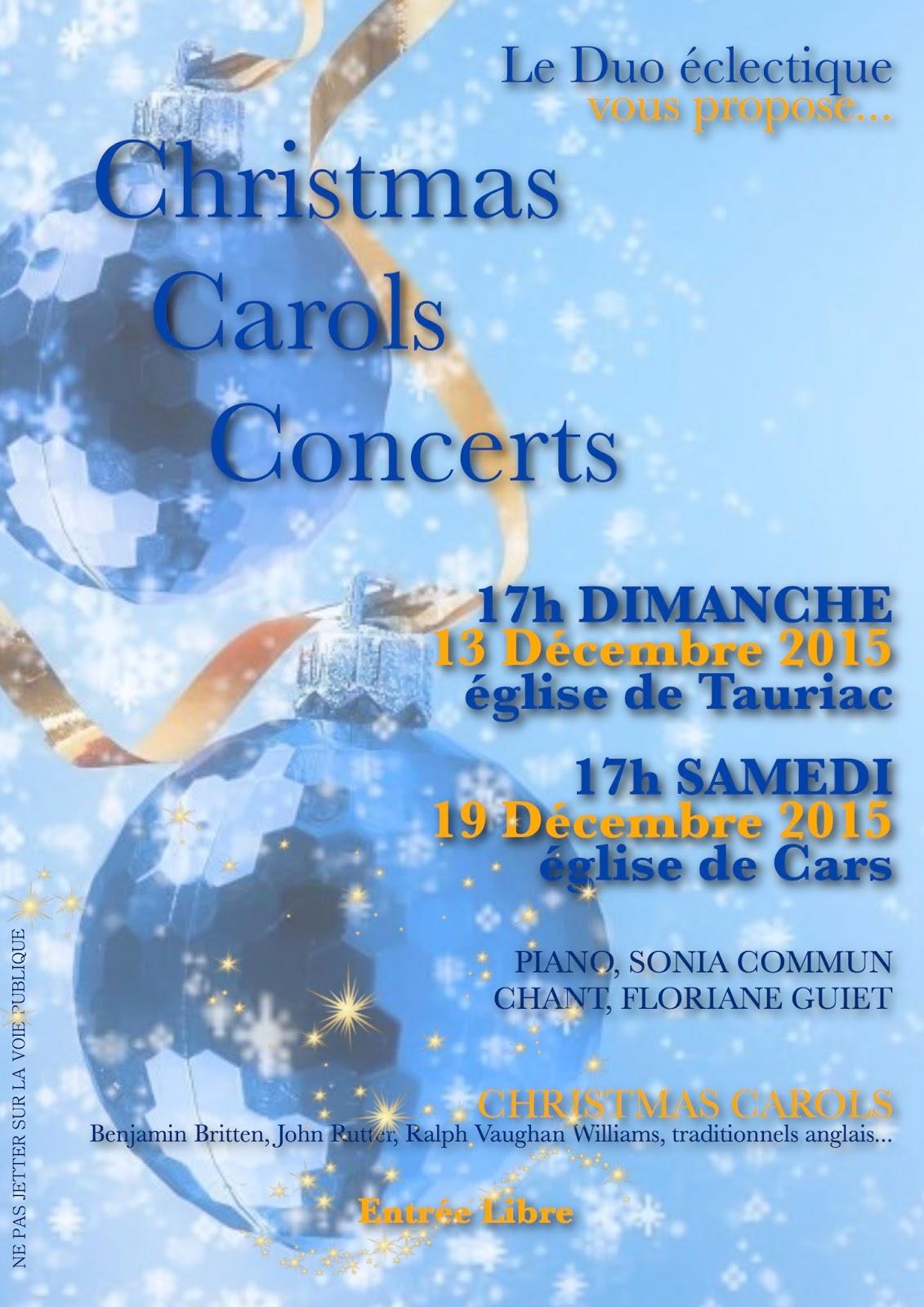 Concert Noël Eclectique