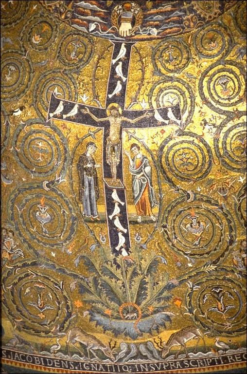 Croix St Clément de Rome