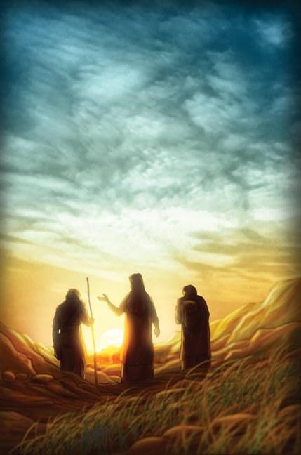 Disciples d'Emmaüs
