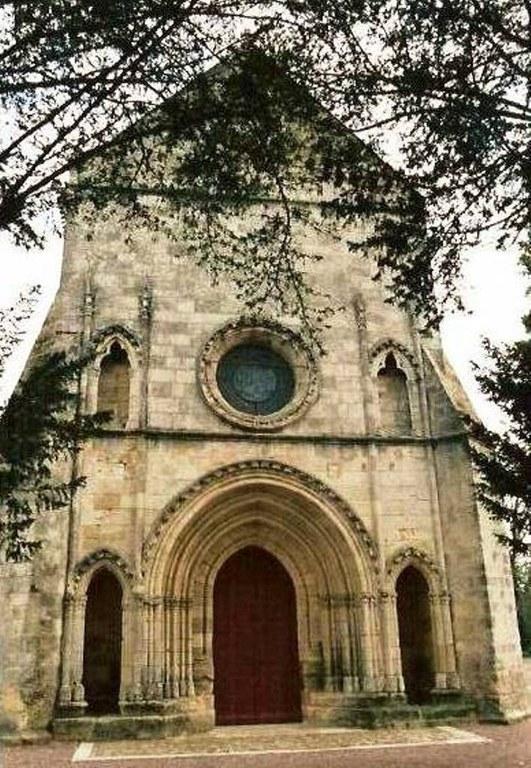 Eglise Berson 1