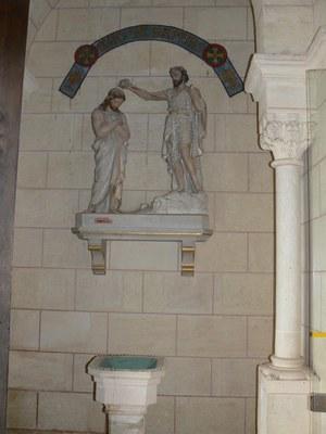 Fonts baptismaux Pugnac