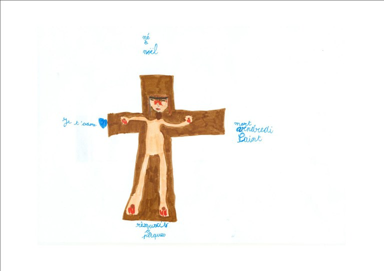 Jésus de Madeleine