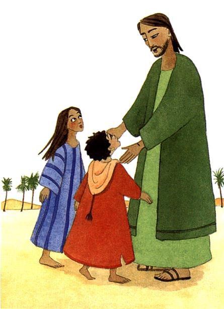 Jésus enfants
