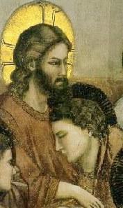 Jésus et st Jean