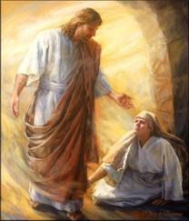 Jésus pécheresse