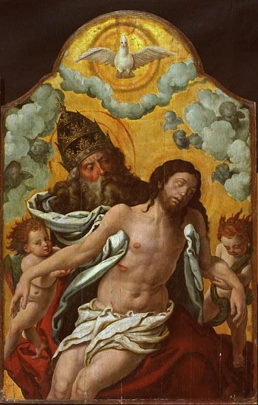 la sainte trinite