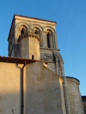 Lafosse clocher
