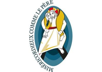 Logo de l'année de la miséricorde