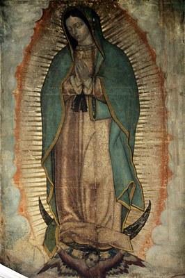 Nuestra Señora de Guadalupe anagoria