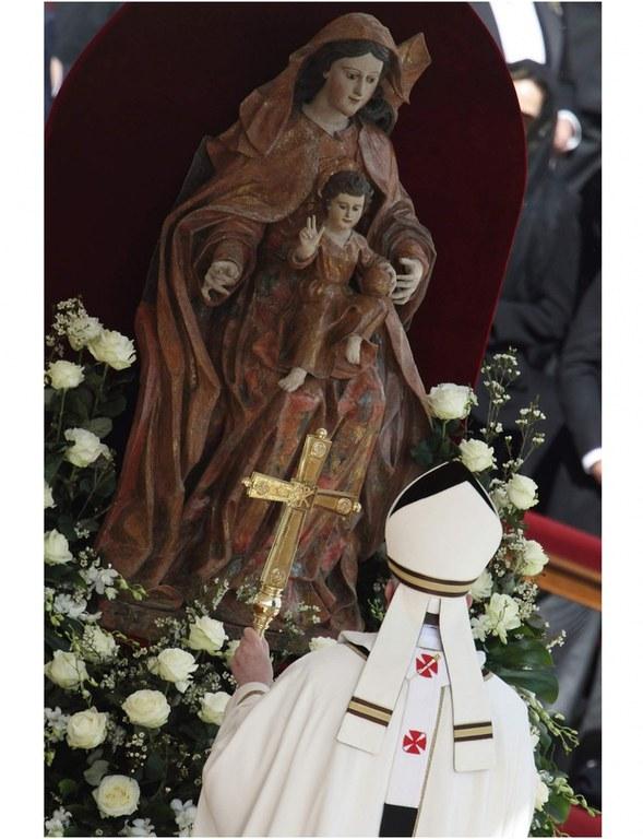 pape vierge 15913