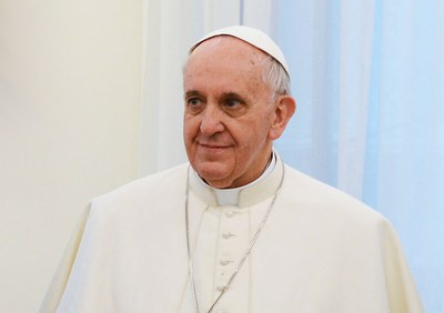 Pope Francis autorisée