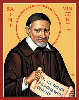 St Vincent de Paul