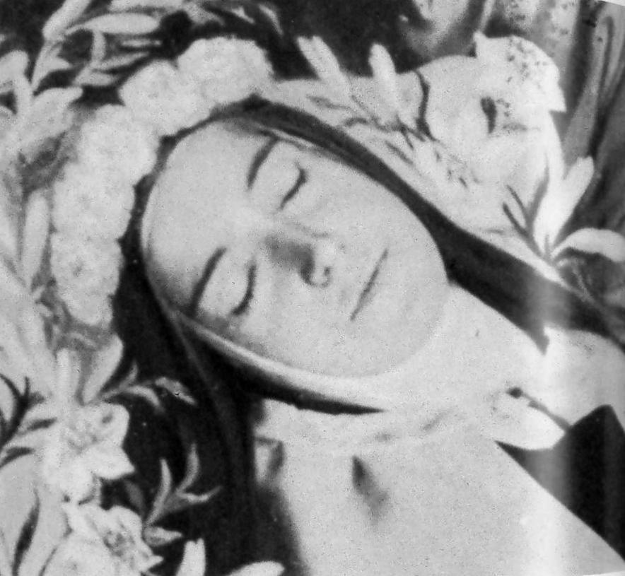Ste Thérèse de l'EJ