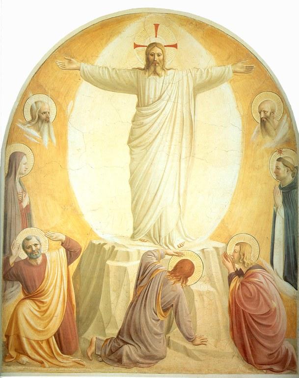 Transfiguration Fra Angelico
