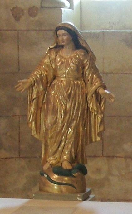 Vierge Berson