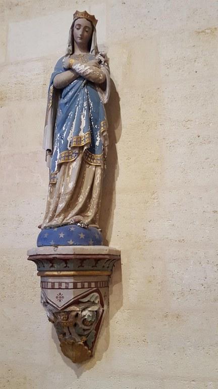 Vierge Pugnac