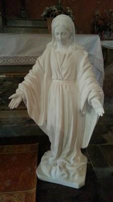 Vierge St Genès