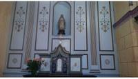 Travaux de restauration dans l'église de Saint Martin Lacaussade